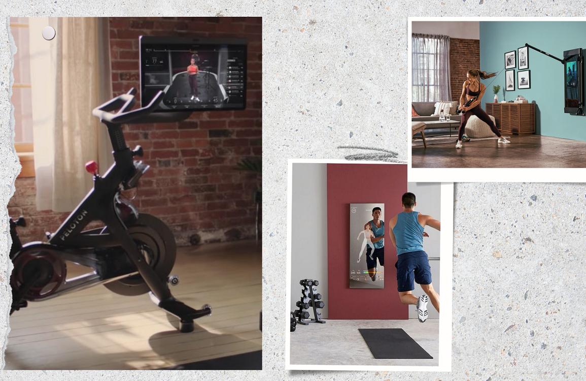 best smart home gym setups for 2021