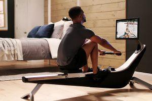 hydrow machine for smart home gym