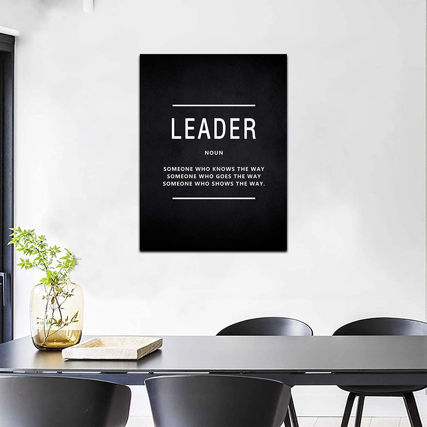Leadership Wall Art for Your Office