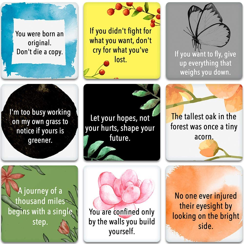 Inspirational Quote Cards